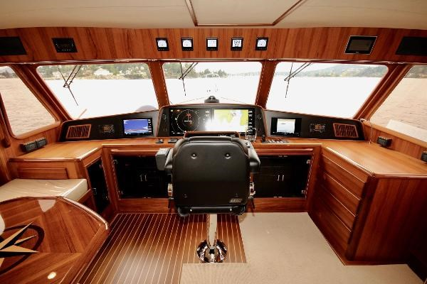 2020 Fleming 65 Pilothouse In Stock Photo 21 sur 47