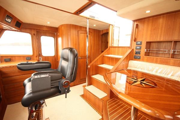 2020 Fleming 65 Pilothouse In Stock Photo 23 sur 47