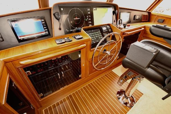 2020 Fleming 65 Pilothouse In Stock Photo 24 sur 47