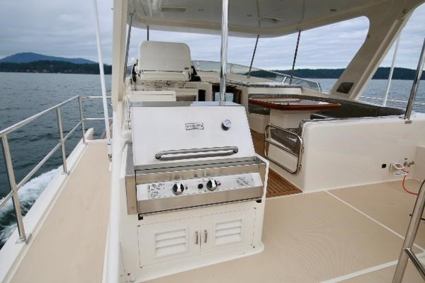 2020 Fleming 65 Pilothouse In Stock Photo 27 sur 47