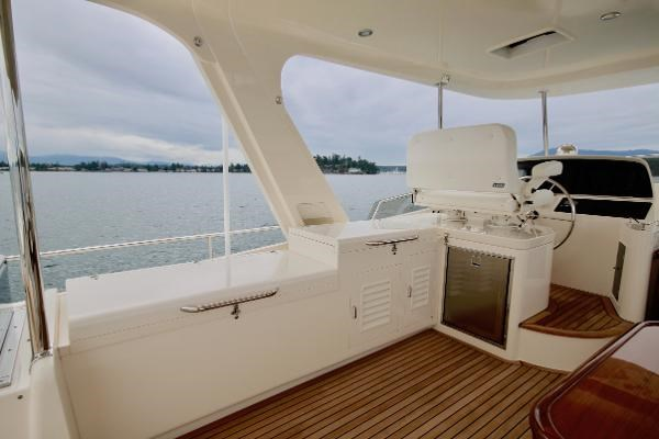 2020 Fleming 65 Pilothouse In Stock Photo 29 sur 47