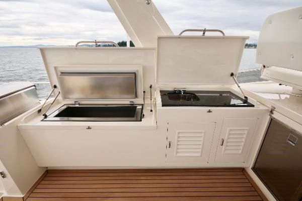 2020 Fleming 65 Pilothouse In Stock Photo 30 sur 47