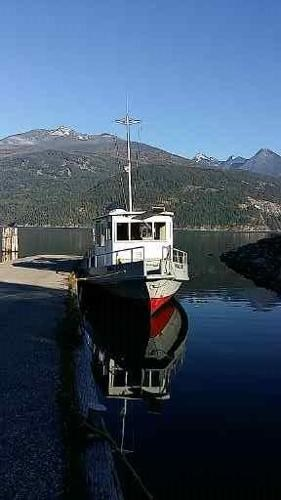 2005 Kaslo Shipyard Company Trawler Photo 3 sur 34
