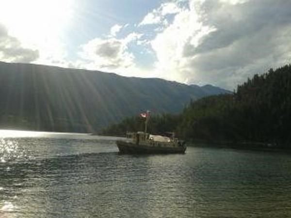 2005 Kaslo Shipyard Company Trawler Photo 4 sur 34