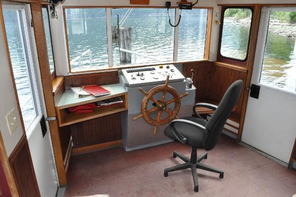 2005 Kaslo Shipyard Company Trawler Photo 5 sur 34