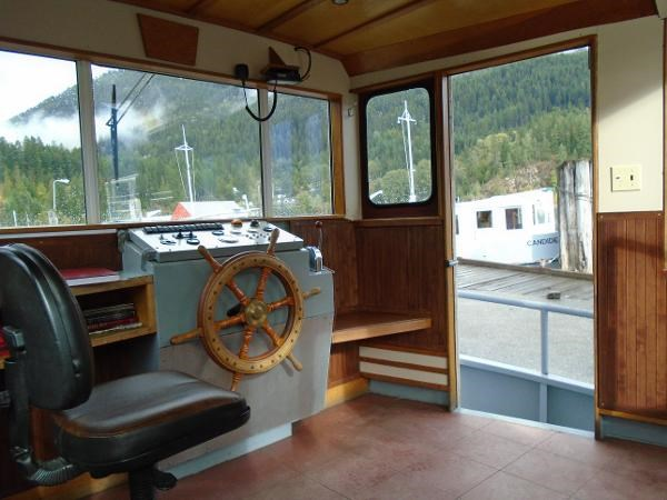 2005 Kaslo Shipyard Company Trawler Photo 6 sur 34