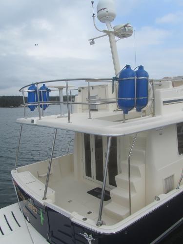 2006 Mainship 40 Trawler Photo 5 sur 37