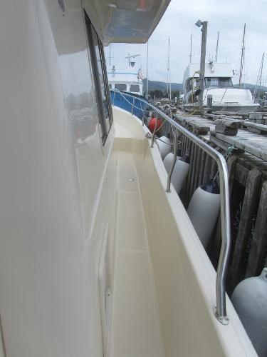 2006 Mainship 40 Trawler Photo 8 sur 37