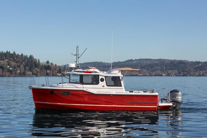 2020 Ranger Tugs R25 Photo 1 of 12