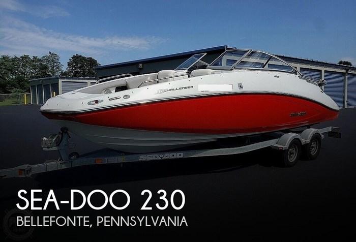 2012 Sea-Doo 230 Challenger SE Photo 1 of 20