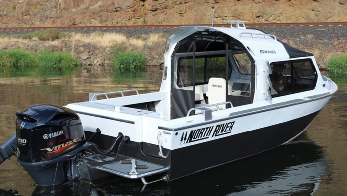 2020 North River Seahawk 22 Fastback Photo 3 of 4