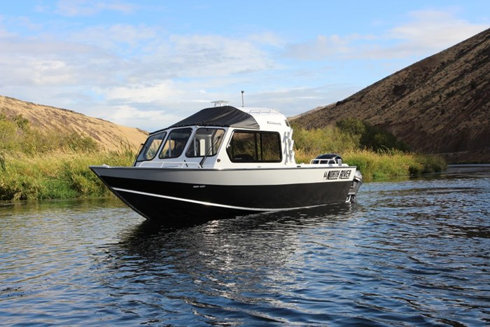 2020 North River Seahawk 22 Fastback Photo 2 of 4