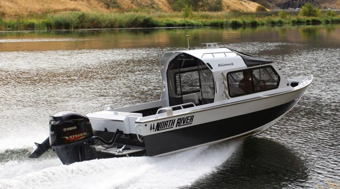 2020 North River Seahawk 22 Fastback Photo 1 of 4