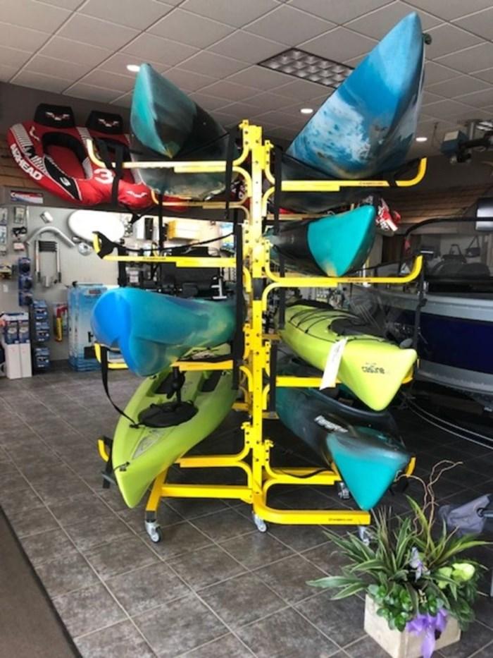 2020 Ocean Kayak Tetra 10 Photo 7 sur 9