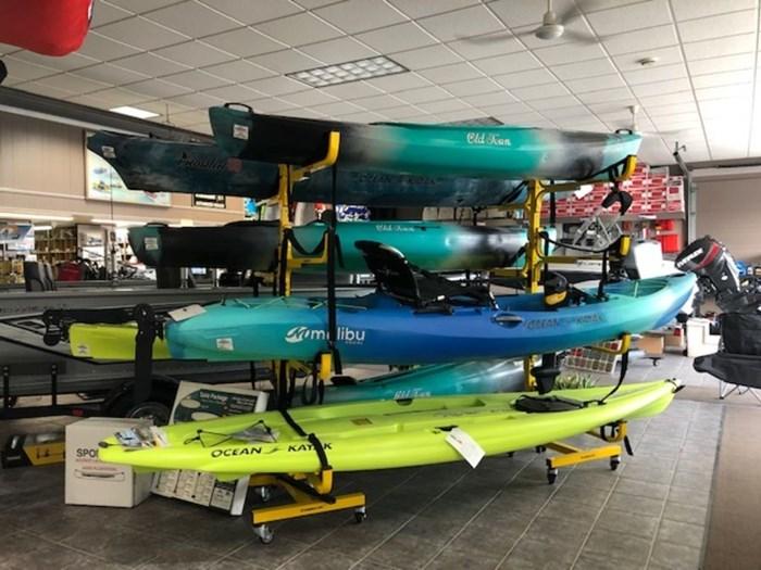 2020 Ocean Kayak Tetra 10 Photo 8 sur 9