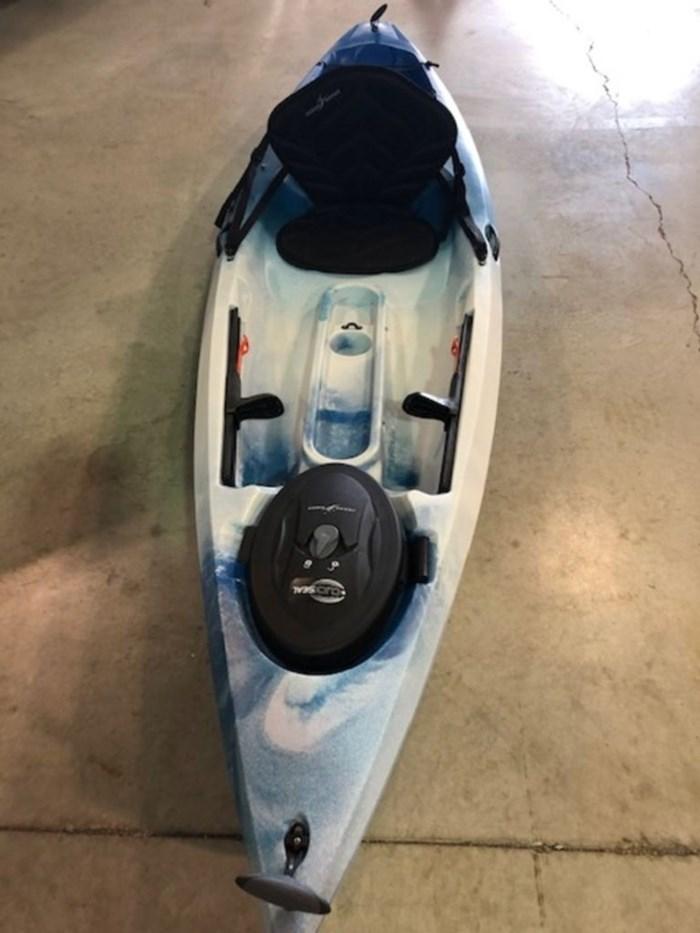 2020 Ocean Kayak Tetra 10 Photo 1 sur 9