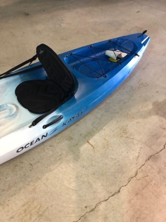 2020 Ocean Kayak Tetra 10 Photo 4 sur 9