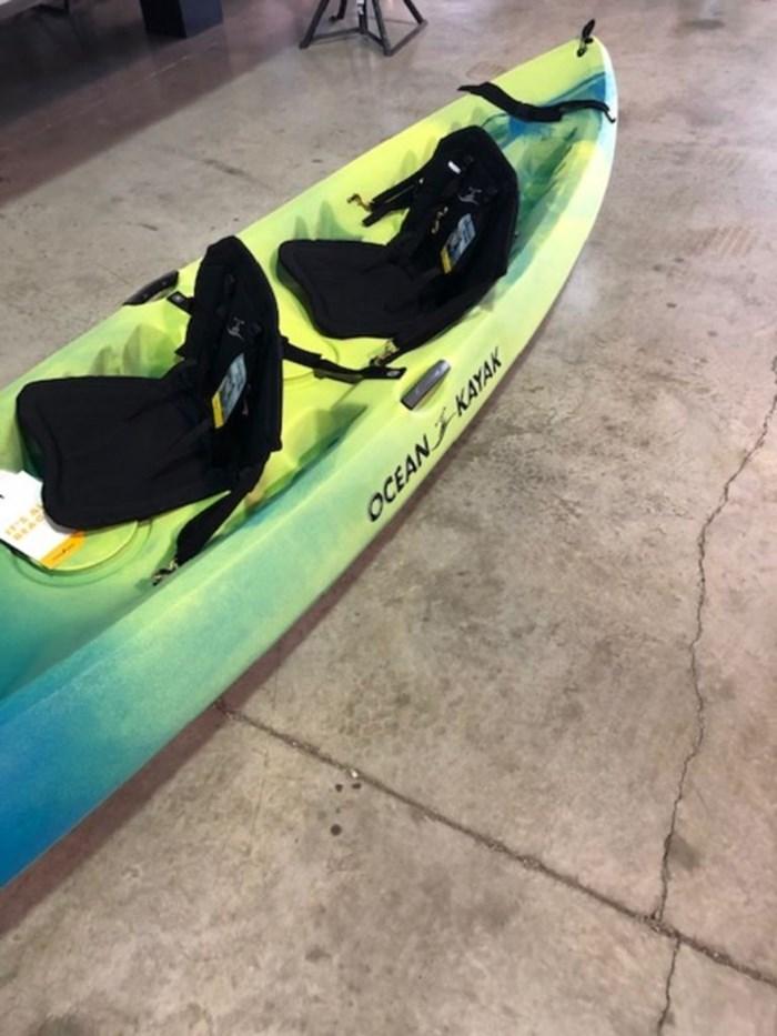 2020 Ocean Kayak Malibu Two Photo 2 sur 11