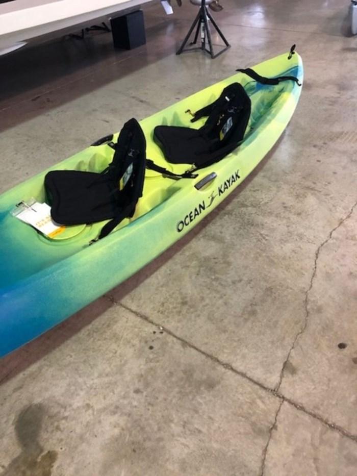 2020 Ocean Kayak Malibu Two Photo 3 sur 11