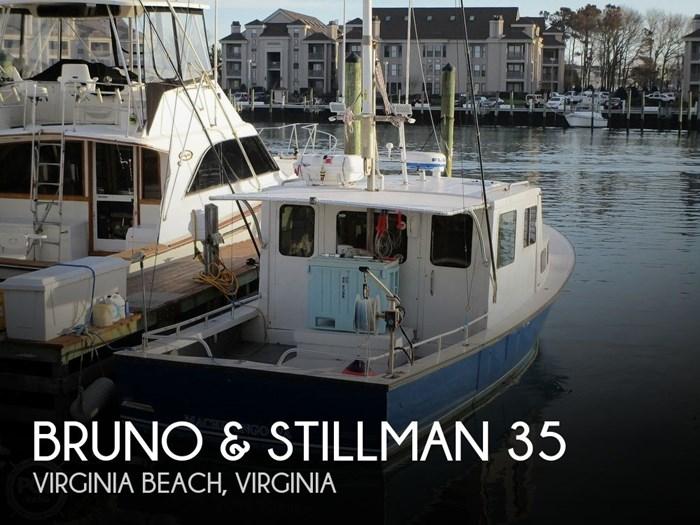 1979 Bruno & Stillman 35 Photo 1 sur 20