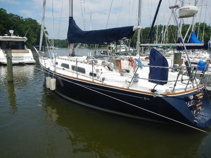1997 Sabre Yachts Photo 1 sur 35