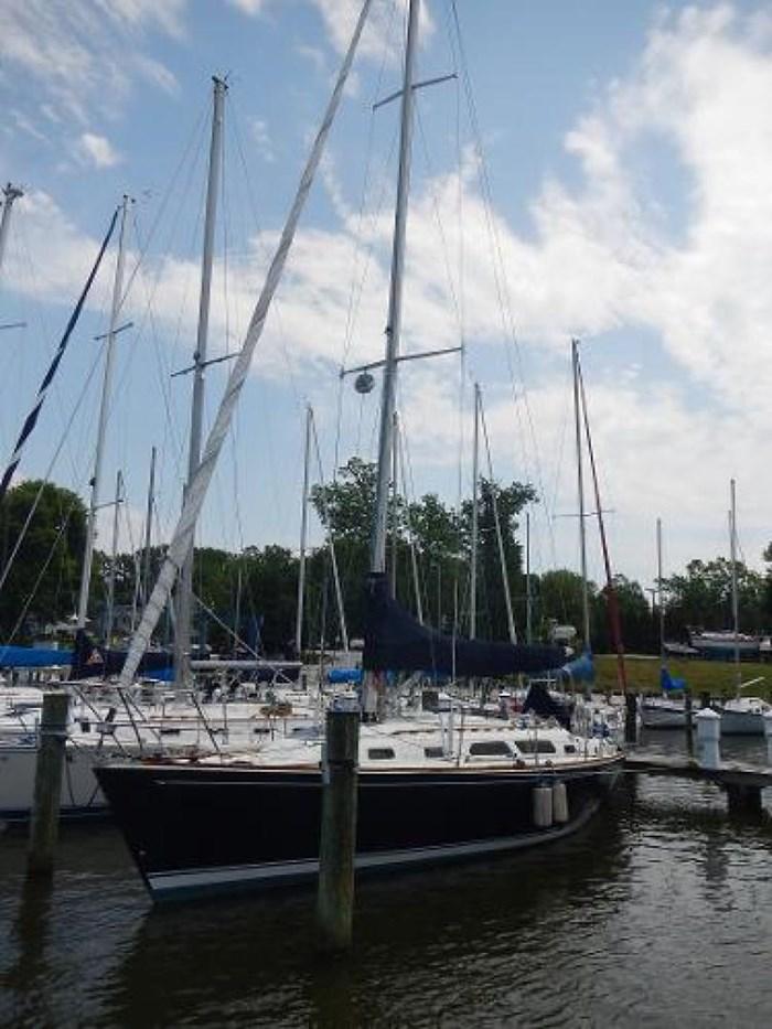 1997 Sabre Yachts Photo 2 sur 35