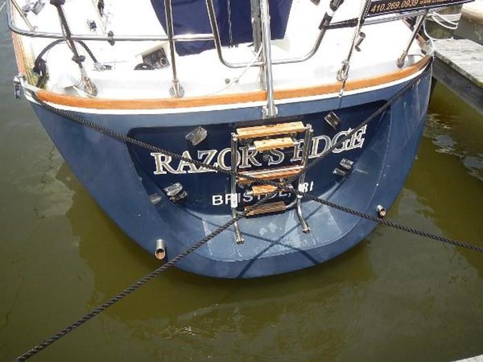 1997 Sabre Yachts Photo 4 sur 35