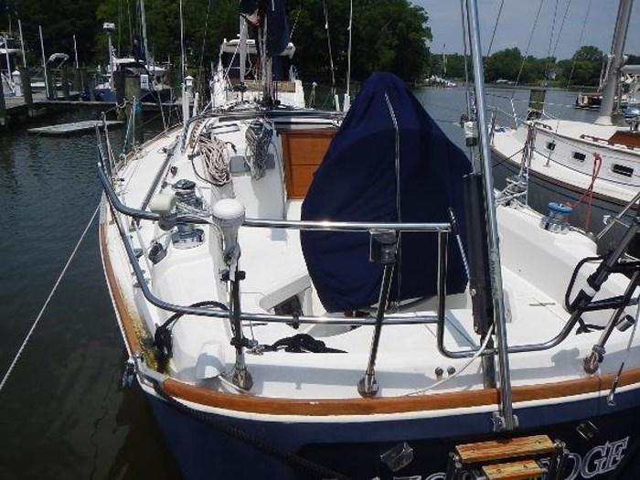 1997 Sabre Yachts Photo 5 sur 35
