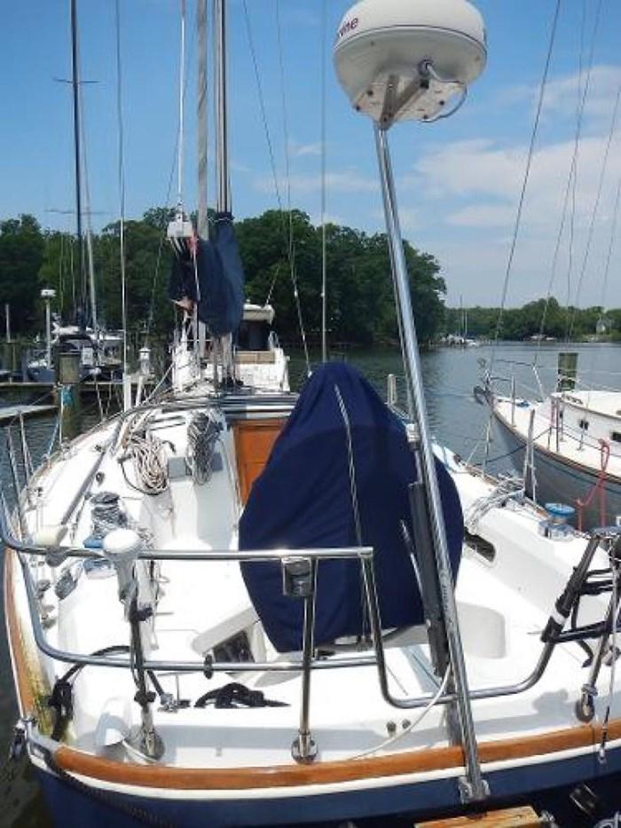 1997 Sabre Yachts Photo 6 sur 35