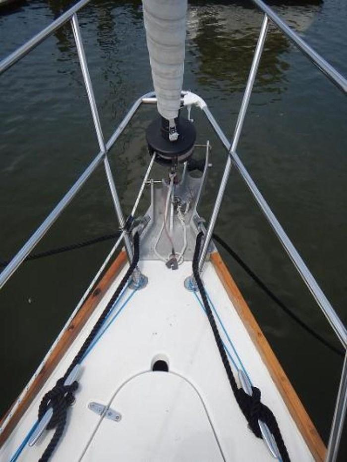 1997 Sabre Yachts Photo 7 sur 35