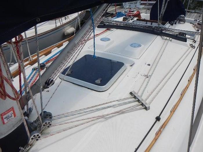 1997 Sabre Yachts Photo 12 sur 35