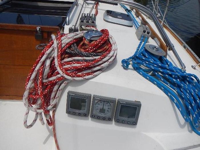1997 Sabre Yachts Photo 17 sur 35