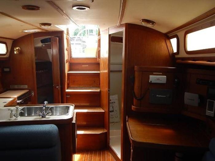 1997 Sabre Yachts Photo 19 sur 35