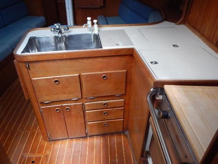 1997 Sabre Yachts Photo 20 sur 35
