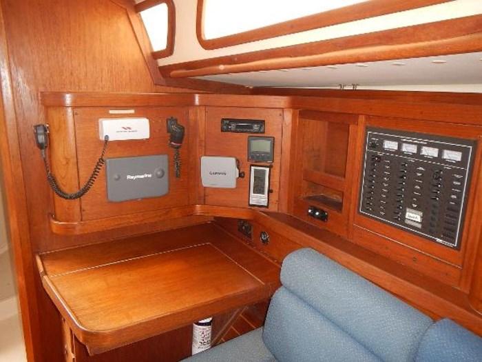 1997 Sabre Yachts Photo 21 sur 35