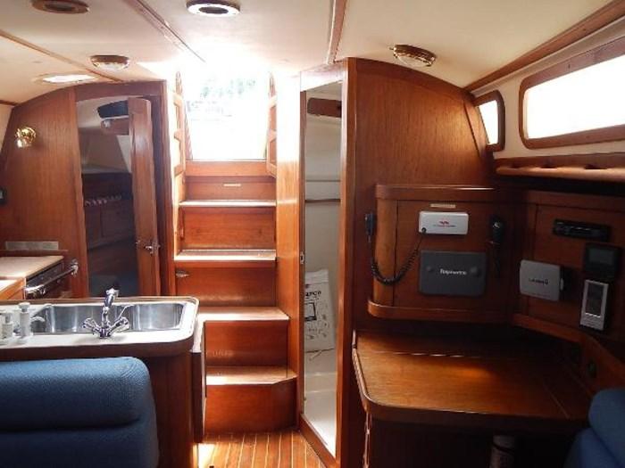 1997 Sabre Yachts Photo 22 sur 35