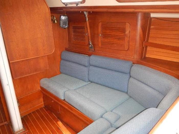 1997 Sabre Yachts Photo 28 sur 35