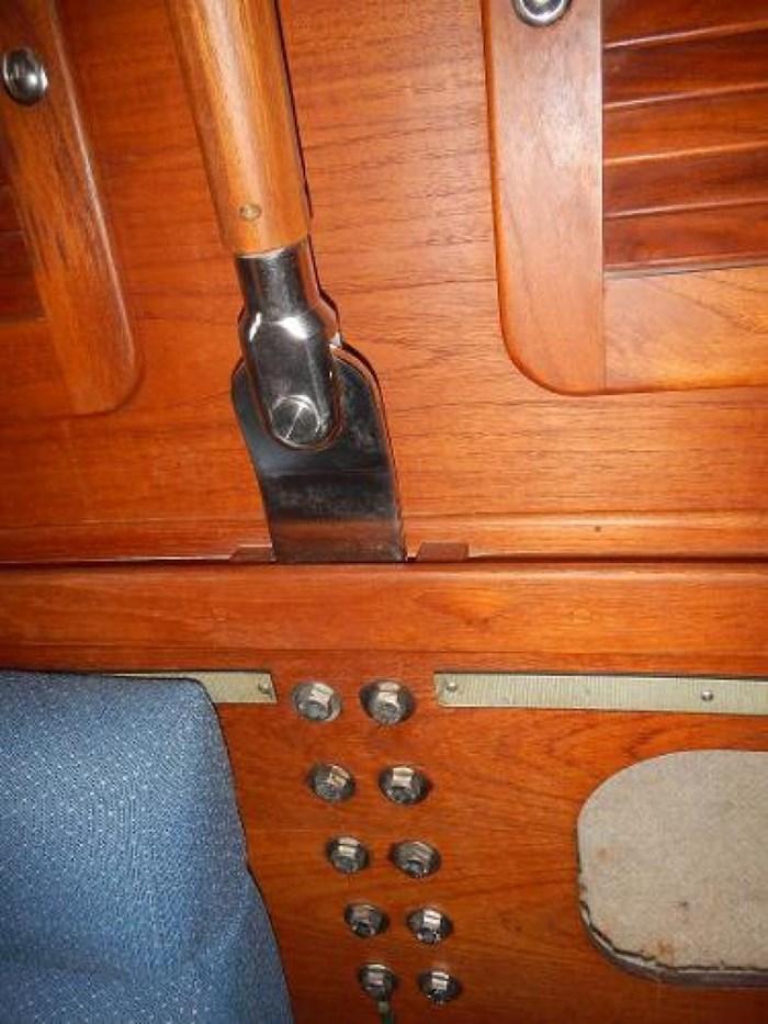 1997 Sabre Yachts Photo 31 sur 35
