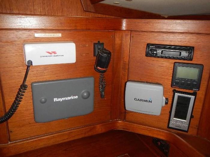 1997 Sabre Yachts Photo 32 sur 35