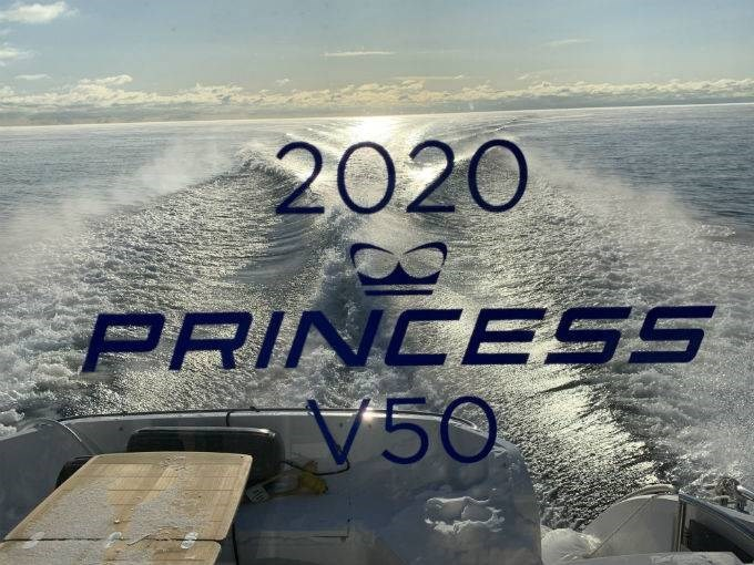 2020 Princess V50 Photo 67 of 72