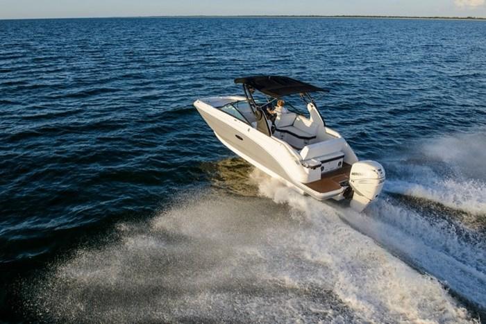 2020 Sea Ray SDX 250 OB Photo 1 of 1