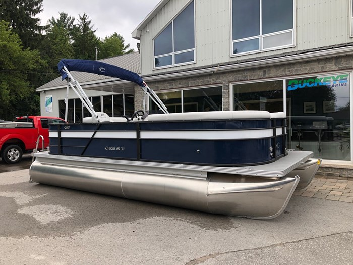 2019 Crest Marine Crest Marine Crest I 200 L Photo 1 of 9