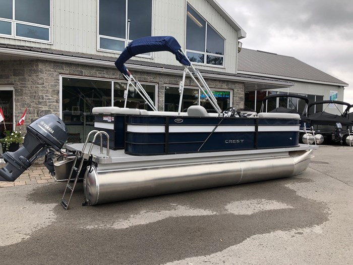 2019 Crest Marine Crest Marine Crest I 200 L Photo 2 of 9