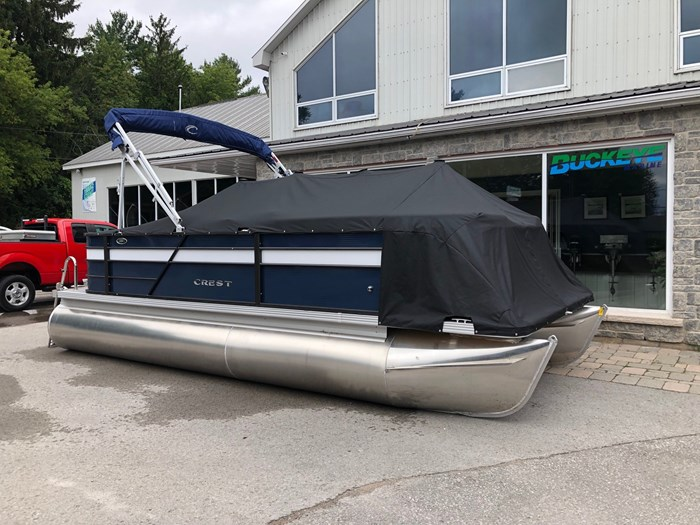 2019 Crest Marine Crest Marine Crest I 200 L Photo 9 of 9