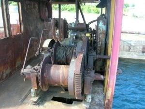 1960 70' x 30' x 7' Hopper Barge Photo 3 sur 4