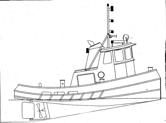 2020 New Construction Tugs 21' or 28' Steel or Aluminum Photo 1 of 2