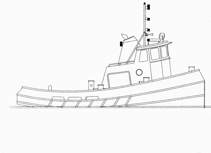 2020 New Construction Tugs 21' or 28' Steel or Aluminum Photo 2 of 2