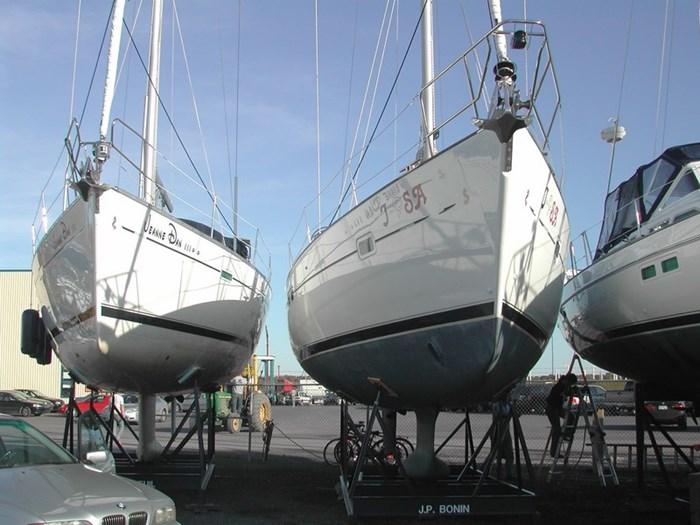 2006 Beneteau 423 Photo 12 sur 29