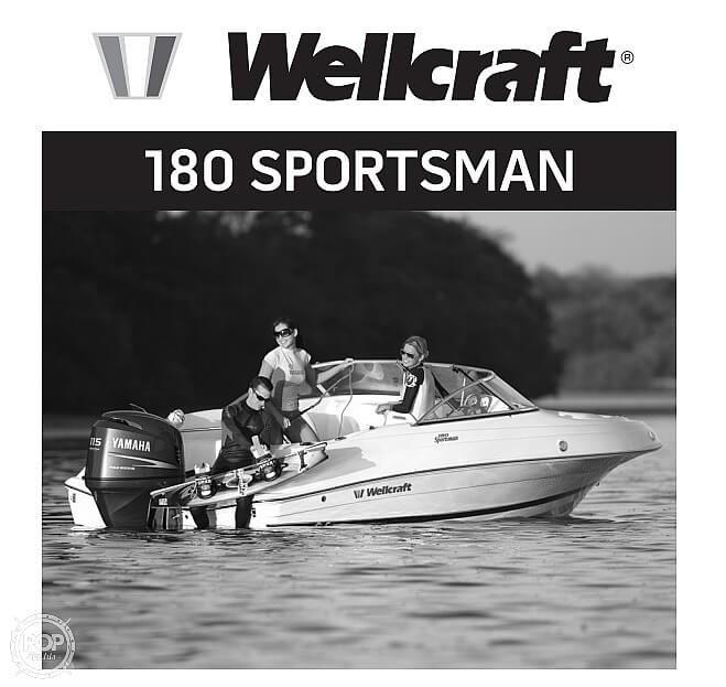 2013 Wellcraft 180 Sportsman Photo 10 sur 11