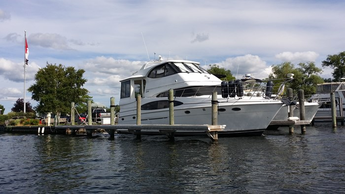 2000 Carver 506 Motor Yacht Photo 6 of 56